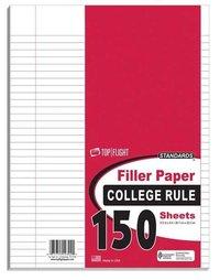 FILLER PAPER 150 CT
