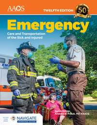 **CURRICULUM ONLY** EMERGENCY CARE & TRAN OF THE SICK & INJURED (TEXTBOOK + ADVANTAGE ACCESS CARD)