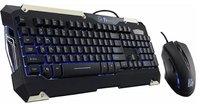 Commander Keyboard Combo Blue