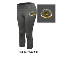 LADIES CAPRI LEGGINS CI SPORT