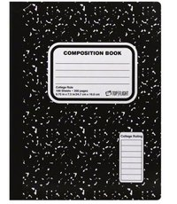 COMPOSITION BOOK MARBLE MB-100 100 CT 9X7