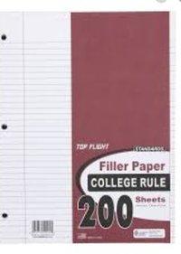 PAPER FILLER 200 SHEETS 200PN
